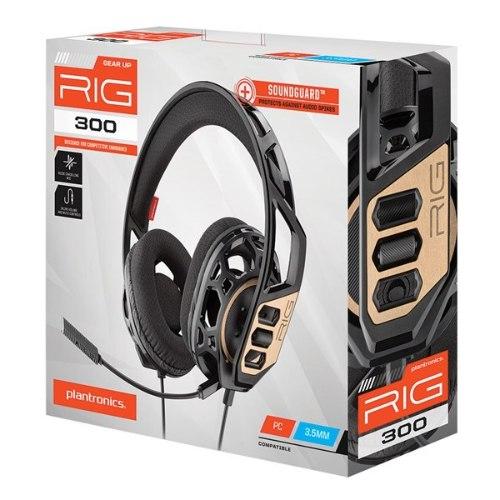 Plantronics RIG300PC  אוזניות גיימינג