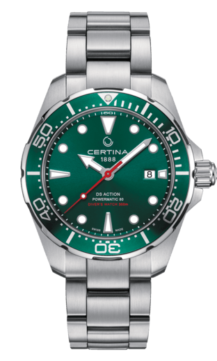 שעון סרטינה דגם C0324071109100 Certina