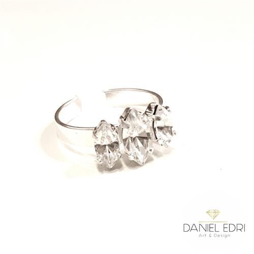 טבעת שלשה- קריסטל 2