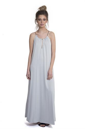 שמלה מוניק כסף