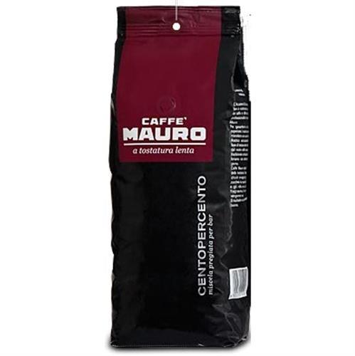 קפה מאורו סנטופרסנטו 1 קג - Mauro Centopercento