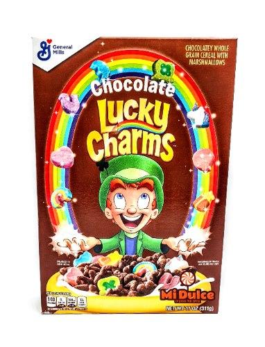 לאקי צ'ארמס שוקולד!!