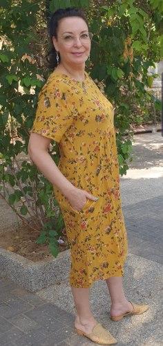 שמלת הדסה