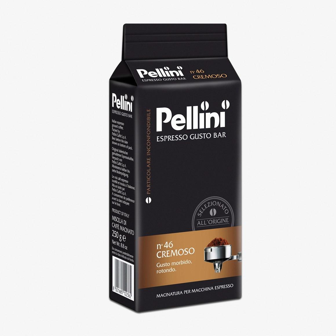 פליני טרידידיונלה מס. 46 קפה טחון 250 גרם