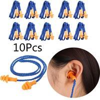 10 אטמי אוזניים איכותיים מסיליקון 3M