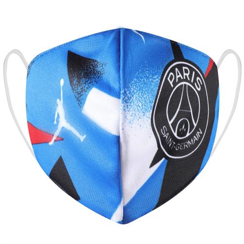מסכת בד לפנים פריז סן-ז'רמן ג'ורדן כחולה