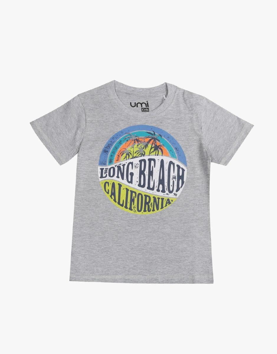 חולצה טריקו LONG BEACH CALIFORNIA