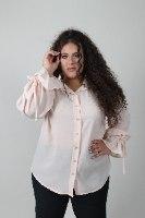 חולצת אוליביה בייבי פינק