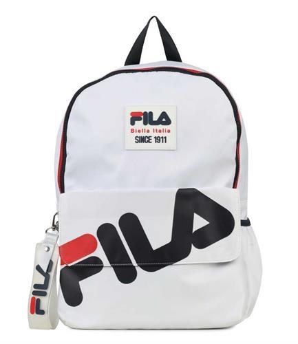 תיק בית ספר FILA 1911 לבן