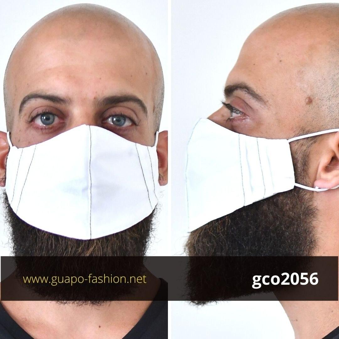 face covering for bearded guys