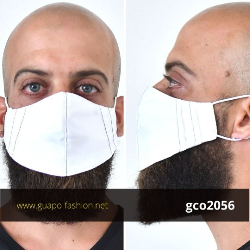 face covering for bearded guys