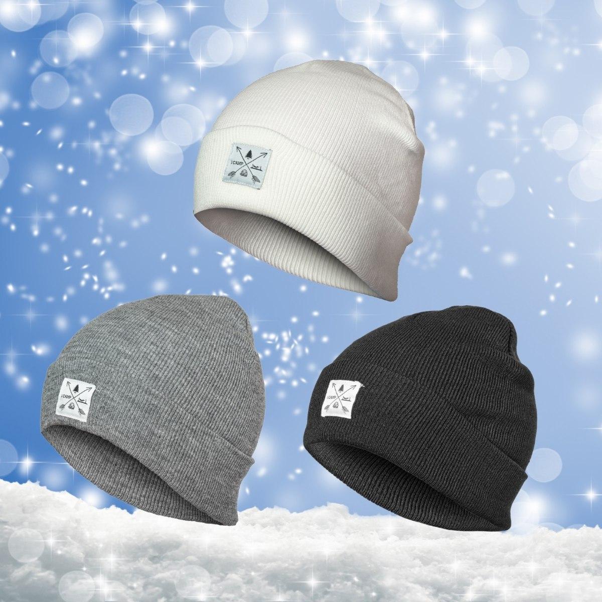 כובע חורף I CAMP - טריפל