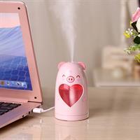 מטהר אוויר ומנטרל ריחות USB בצורת חיות