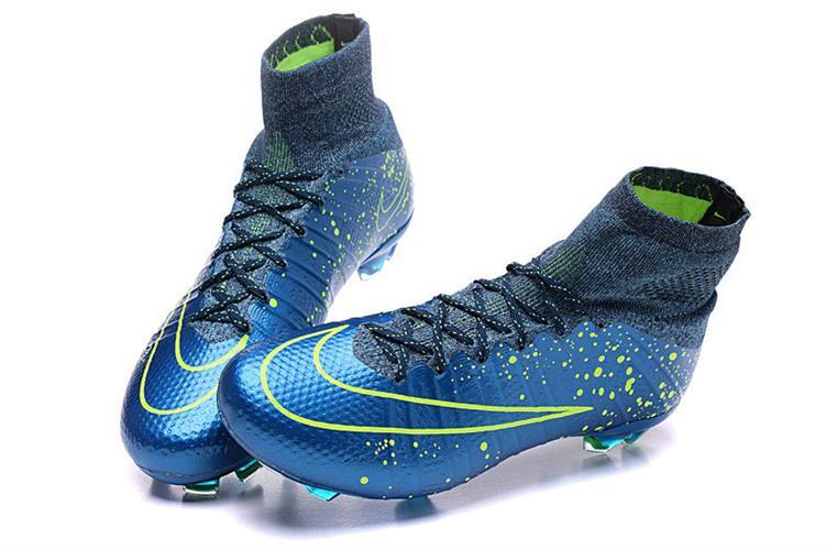 נעלי כדורגל מקצועיות Nike Mercurial Superfly FG דגם1 מידות 39-45
