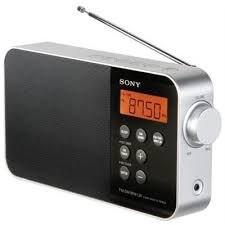מערכת שמע ניידת Sony ICF-M780SL סוני