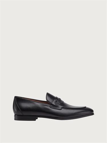 נעלי Salvatore Ferragamo Penny Slip-on Rost לגברים