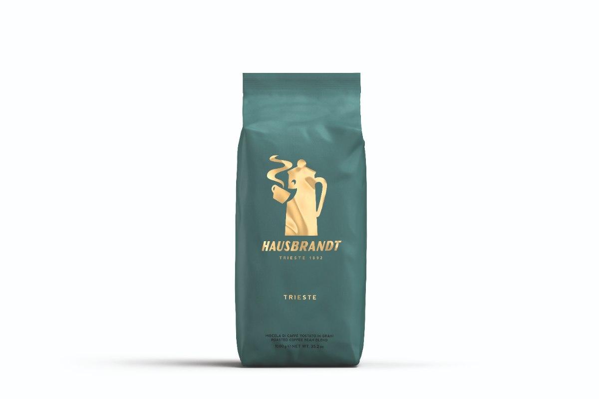 """פולי קפה האוסברנדט טריאסט 1 ק""""ג   Hausbrandt Trieste  """