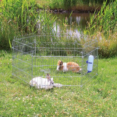 כלוב מתכת לארנבים