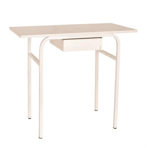 שולחן מניקור+ מגירה