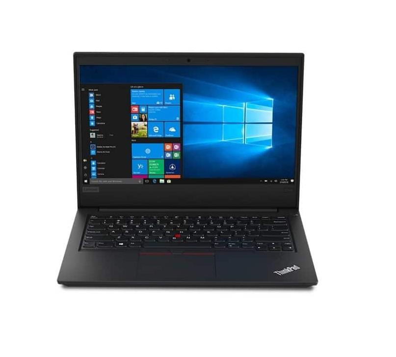 """מחשב נייד LENOVO ThinkPad E490 i5-8265U 14"""" 256SSD 8G 1Y 20N8005JIV"""