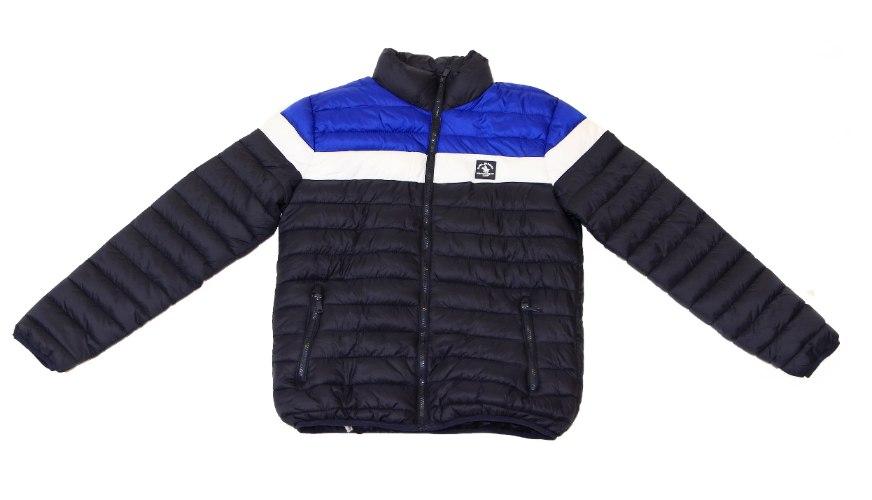 מעיל שילוב צבעים SB גברים