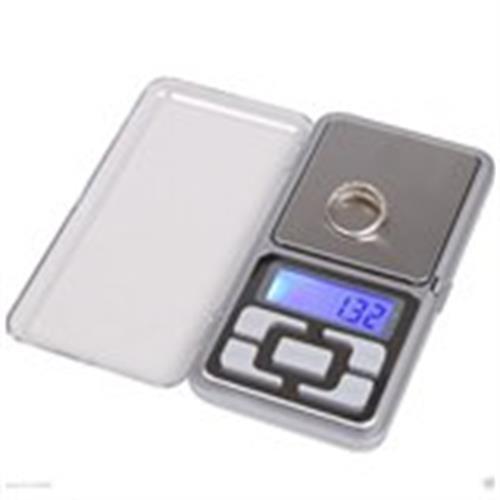 משקל כיס דיגיטלי 0.01 עד 200 גרם