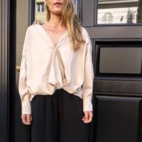 חולצת כיווץ - אבן
