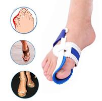 מיישרים אורטופדים לעצם הבוהן בכפות הרגליים