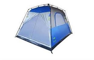 אוהל חגור קוויק אפ ל - 6 אנשים פתיחה מהירה