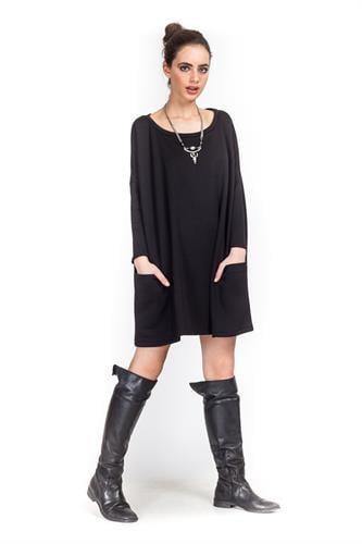 שמלה גארד שחורה