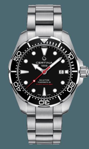 שעון סרטינה דגם C0324071105100 Certina