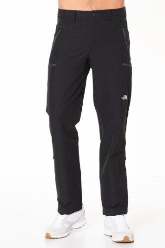 מכנס ארוך קיצי בצבע שחור של נורט פייס The North Face Exploration Outdoor Erkek Pantolon Siyah