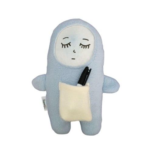 הבובה עדי: בובה שאפשר לצייר את פניה