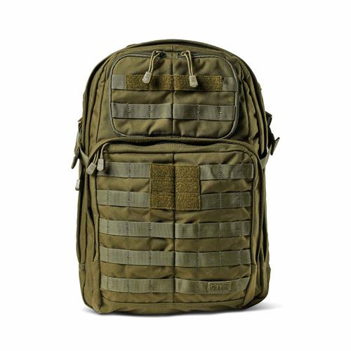 תיק טקטי 5.11 58601 RUSH 24  BACKPACK TAC OD