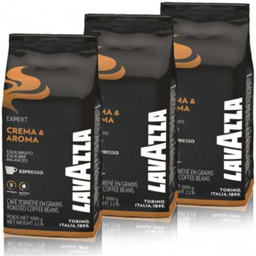 "Lavazza coffee beans - Crema aroma ק""ג 3"