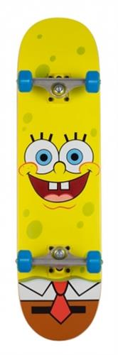 SANTA CRUZ SPONGEBOB FACE SK8 COMPLETE 8.0in