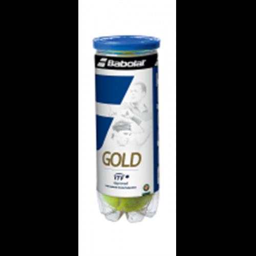 ארגז 24 קופסאות של כדורי טניס בבולט GOLD X3