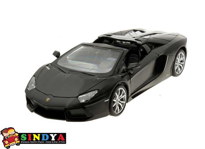 למבורגיני אוונטדור אל.פי 700-4 קבריולט - Lamborghini Aventador LP 700-4 ROADSTER Masito 1:24