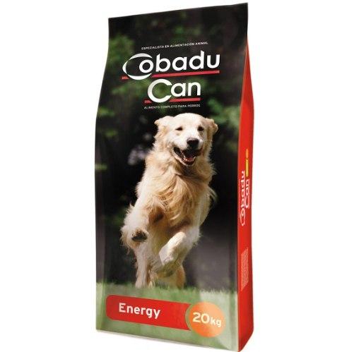 """קובאדוקאן  אנרג'י Cobadu Can בשר מזון לכלבים 20 ק""""ג"""