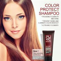 שמפו לשמירה על צבע השיער