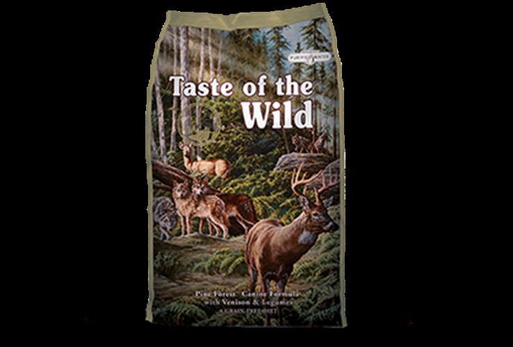 "Taste Of The Wild צבי 2 ק""ג"