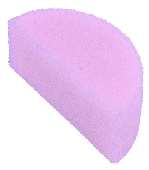 ספוגית רכה לרקעים pink soft sponge