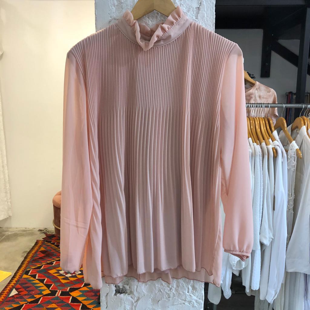 חולצת MARIE פליסה