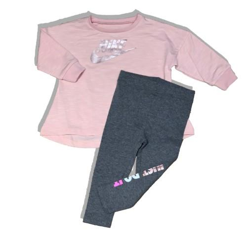 NIKE GIRLS ROSE SET