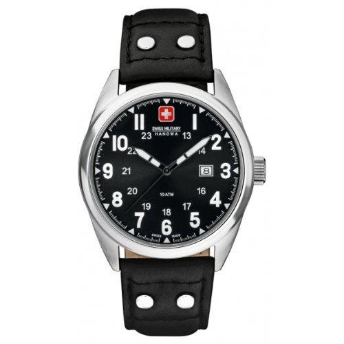 שעון יד אנלוגי גברים Swiss Military 06-4181.04.007