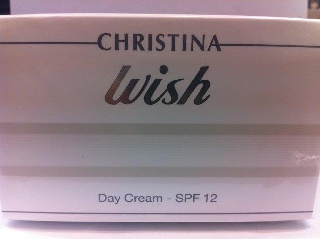 קרם יום חלומי 12 SPF