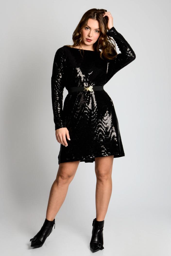 שמלת  ג'יזל  פייטים