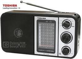 רדיו חשמל נייד עם USB טושיבה TOSHIBA TYHRU30