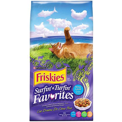 """פריסקיז מעדני חתול 7.26 ק""""ג"""