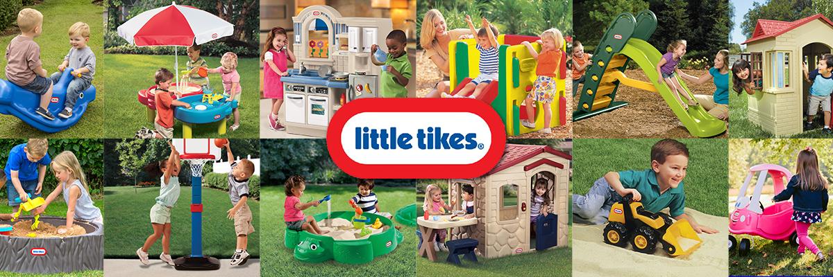 Little Tikes - ליטל טייקס אמריקאי - סינדיה